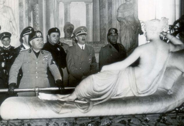 Hitler só gostava de arte clássica