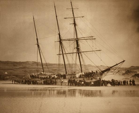O Voorspoed de 1901.