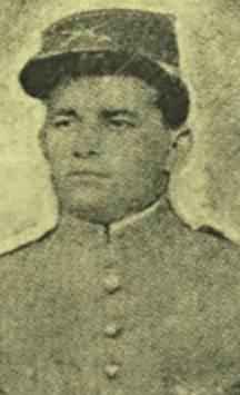 Outra foto do oficial Ferraz.