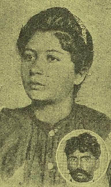 Também nos jornais de época esta mulher foi apresentada como Antônia de Arruda, amante de Silvino.