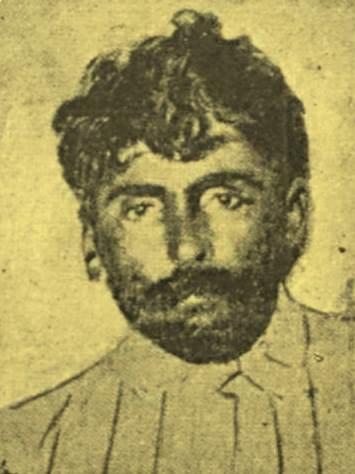 Antonio Silvino preso.