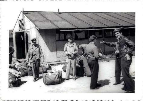 Parnamirim Field era um aeródromo que servia como um grande ponto de apoio para tropas e aviões.