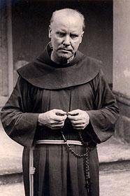 Frei Pedro Sinzig (1876-1952) - Fonte - http://www.franciscanos.org.br