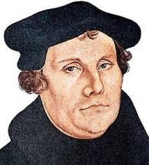 Martinho Lutero - Fonte - www.recantodasletras.com.br