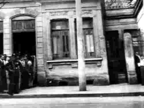 """Casa original onde ocorreu o terrível """"Crime do Poço"""" - Fonte - http://www.alemdaimaginacao.com/"""