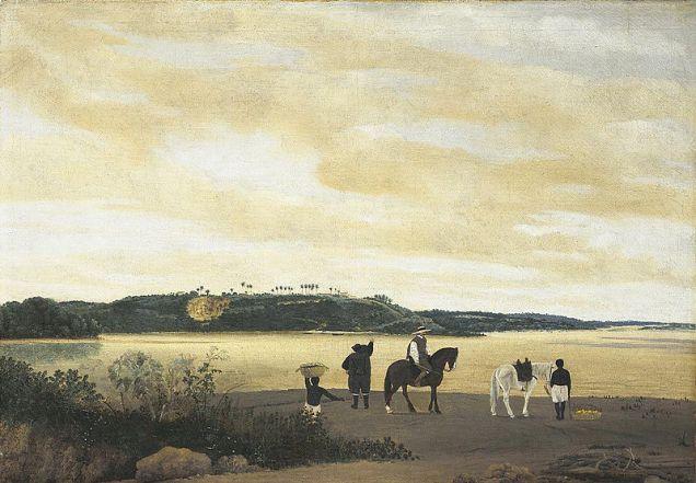 Vista de Itamaracá