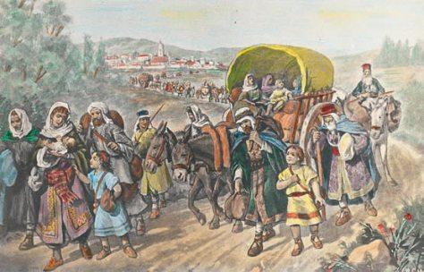 expulsion de judios