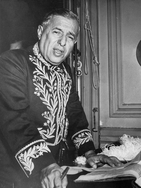 Assis Chateaubriand (1892-1968) - Fonte - escola.britannica.com.br