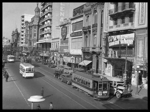 A capital uruguaia na década de 1940