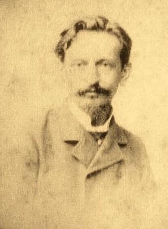 Ângelo Agostini veio para o Brasil com 16 anos e resolveu ficar por aqui, onde se naturalizou. (foto: Wikimedia Commons)