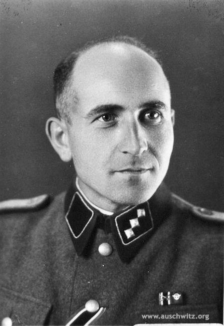 O Untersturmführer Maximilian Grabner foi preso pelos Aliados em 1945 e entregue aos poloneses em 1947. Foi considerado culpado das acusações de assassinato e crimes contra a humanidade. Foi condenado à morte e enforcado no dia 28 de janeiro de 1948 - Fonte - www.actionsoldier.it