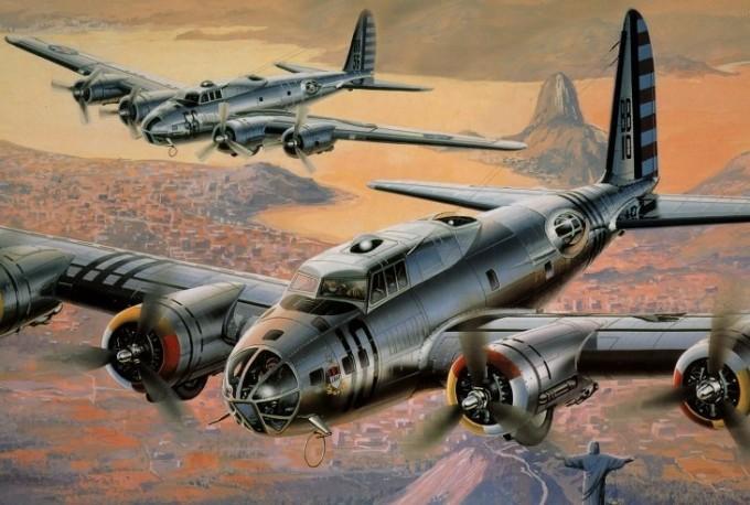B-17 Brazil 1939 (12)