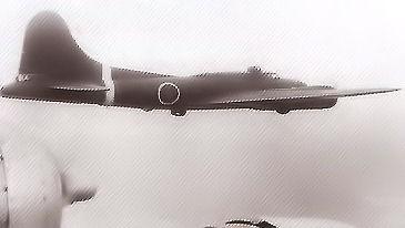 Uma das B-17 do Project X que comprovadamente passaram por Natal no primeiro mês de 1942 foi a B-17E, número 41-2471, do 7Th Bomb Group e pilotado pelo tenente Donald R. Strother. Foi metralhada no solo pelos caças Zeros japoneses em 8 de fevereiro em Java e ficou inoperante. Após sua captura, foi colocada em condição de voo e levada ao Japão como troféu de guerra, onde depois foi destruída.