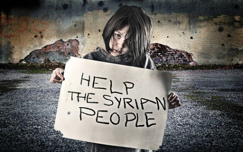 The-Syrian-civil-war