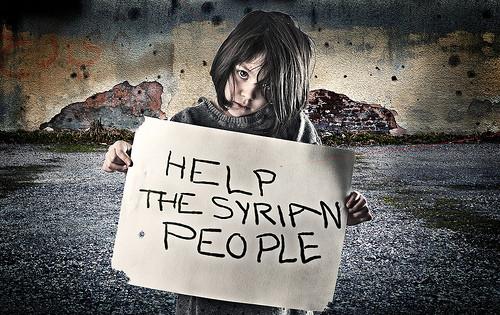 The-Syrian-civil-war
