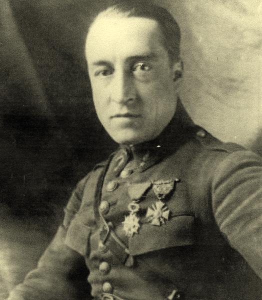 O aviador francês Pierre Serre de Saint-Roman, aquele que nunca chegou a Natal