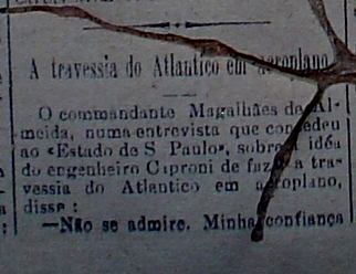 "23 de outubro de 1918, jornal ""A República"""