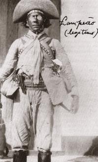 1- Virgulino Ferreira da Silva, o Lampião