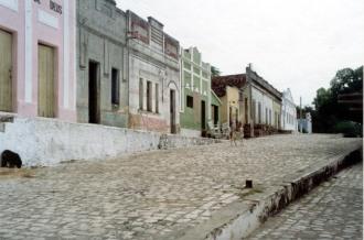 Casas antigas de Felipe Guerra