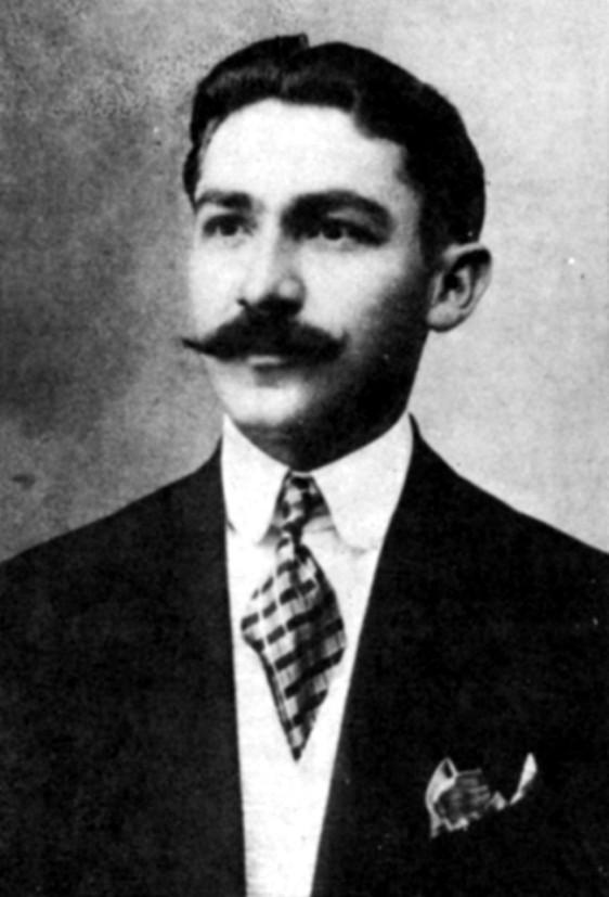 João Suassuna no início de sua carreira