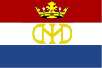 Bandeira do Brasil holandês