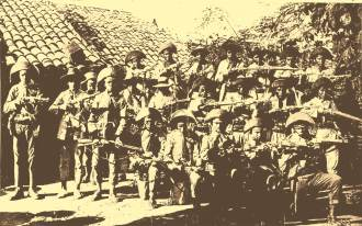 Bando de Lampião em Juazeiro, 1926