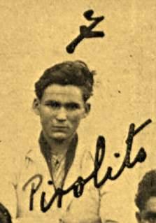 Camilo Domingos de Farias, o Pirulito