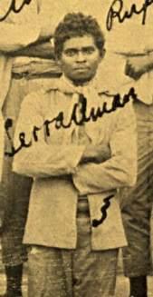 Cangaceiro Serra do Umã preso em Recife