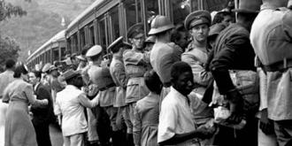 O Rio em 1941  - Fonte - http://www.neill-lochery.co.uk/