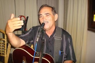 Sebastião Dias, cantador afamado, atual prefeito de Tabira e potiguar da região do Seridó, da cidade de Ouro Branco.