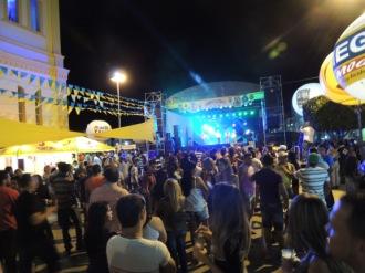 Festivais de viola são comuns em Tabira e região. Foto - www.tabirahoje.com.br