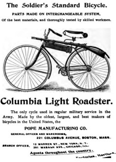 Bicicleta Pope (1892)