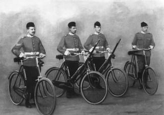 Fuzileiros ciclistas (1910)