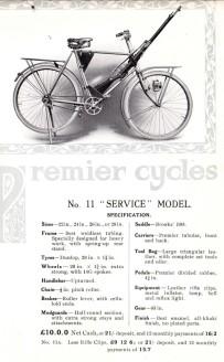 Premier Nº 11, modelo de 1915