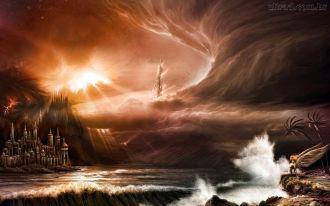 No dilúvio Hindu, nas escrituras védicas da índia, Svayambuva Manu foi avisado sobre o dilúvio por uma encarnação de Vishnu - Fonte - http://nathalie-pachecomoradadadeusa.blogspot.com.br/2013/01/nefilins-anjos-caidos-ou-rebeliao.html