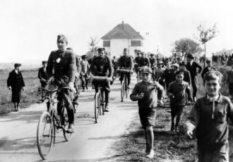 Soldados húngaros em 1939