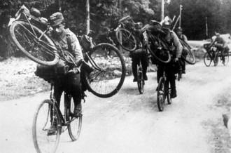 Patrulha do exército da Finlândia em 1939
