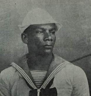 Cabo Gregório do Nascimento, que assumiu o comando do encouraçado Minas Gerais, um dos mais modernos e poderosos navios de guerra do mundo em 1910