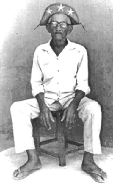 CHICO JARARACA, ex-cabra de Antonio Silvino