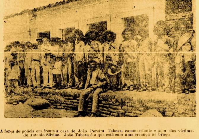 A HISTÓRIA DO CANGACEIRO SERIDOENSE CHICO JARARACA