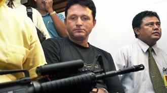 Marco Archer preso na Indonésia