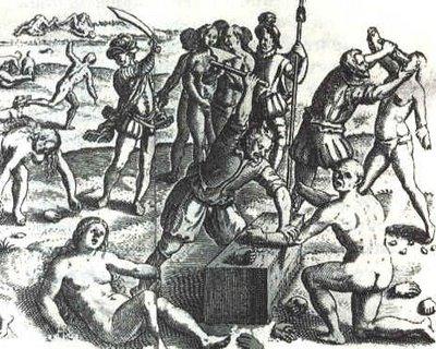 esclavo caiu