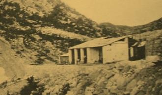 Casa do ferreiro.