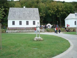 Casa onde nasceu Tesla.