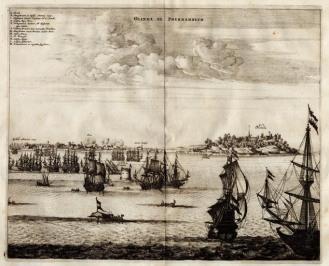 Olinda e ações navais holandesas