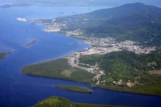 Ilha da Cotinga - Fonte - www.guiageo-parana.com