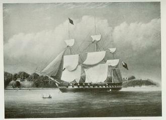 Fragata HMS Winchester, navio da mesma classe da HMS Southampton