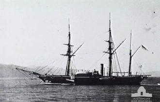 Outra corveta da Clase Driver, irmã do HMS Cormorant, neste caso uma foto da HMS Virago.