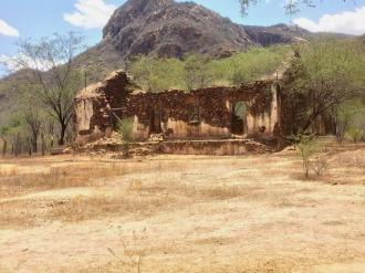 Casa antiga em Serra Talhada (PE)