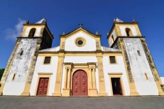 Igreja do Salvador do Mundo, segundo registro fotográfico de Leonardo Dantas Silva (2015).